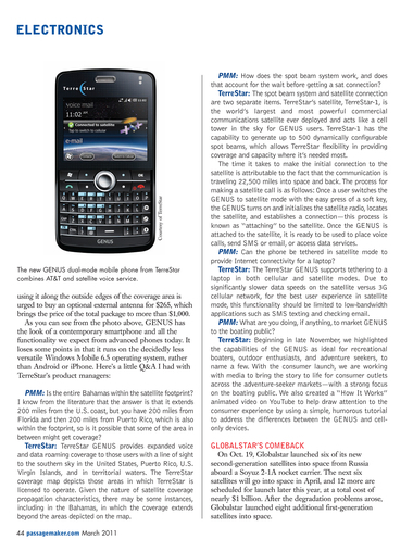 PassageMaker - March 2011 - Page 44-45