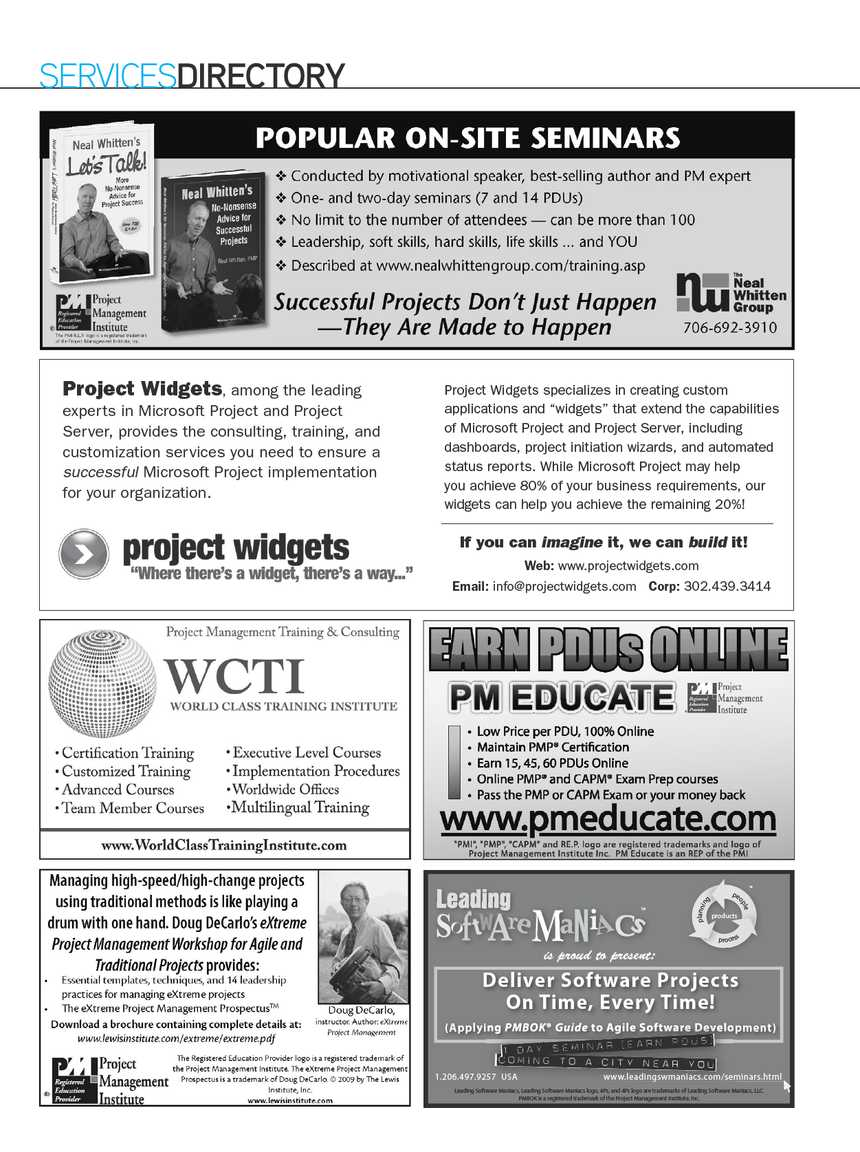 PM Network - August 2009 - page 87