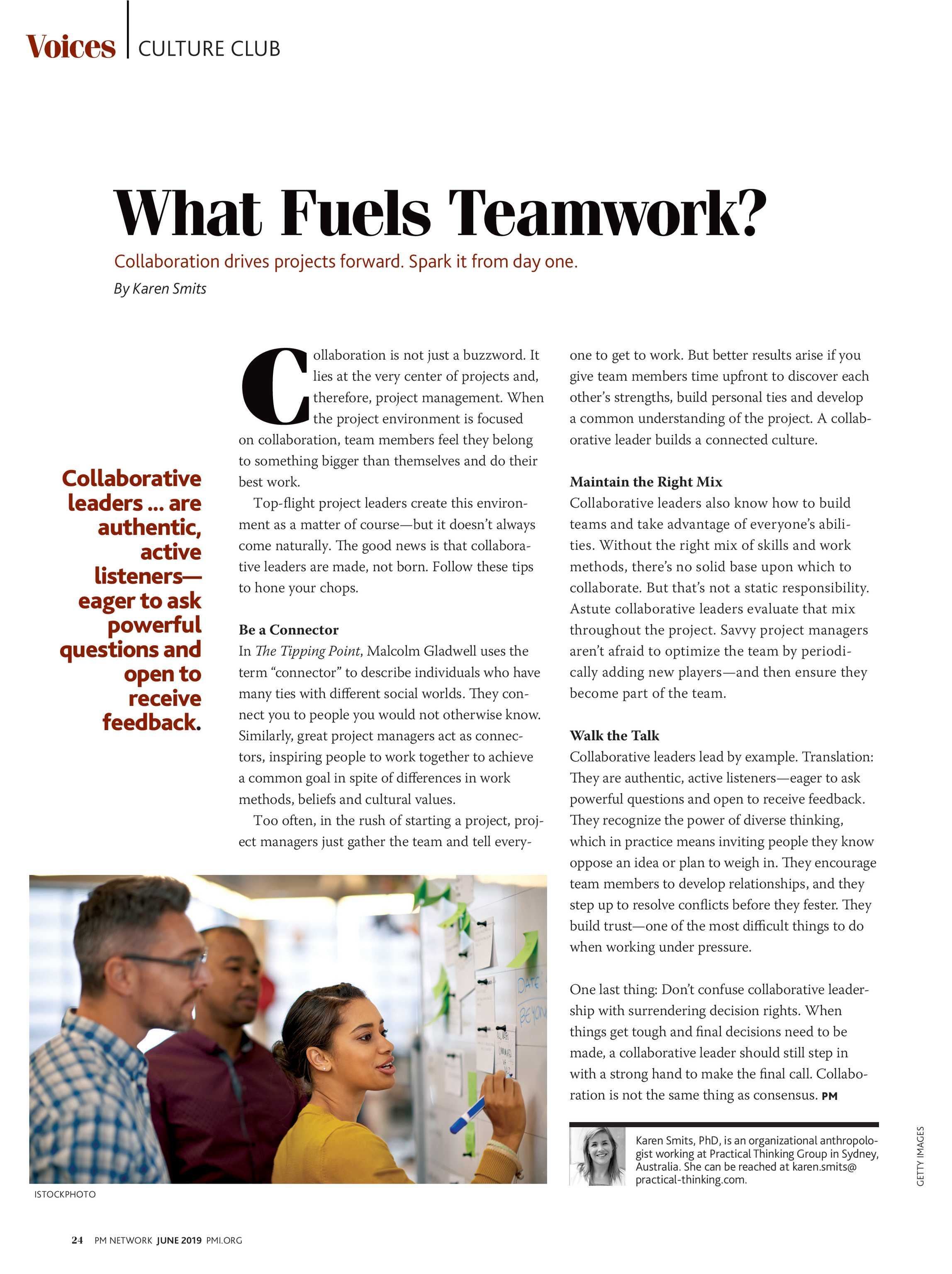 PM Network - May 2019 - page 24